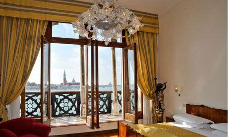 Venice in a Venetian Palazzo