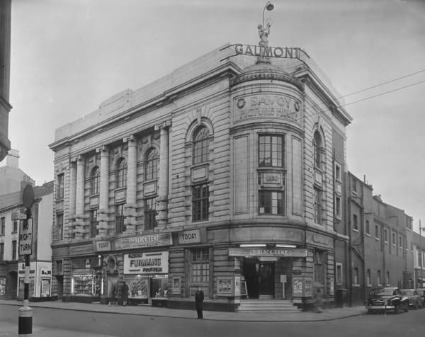 Before  McDonalds wouldn't it be nice to have a theatre there again