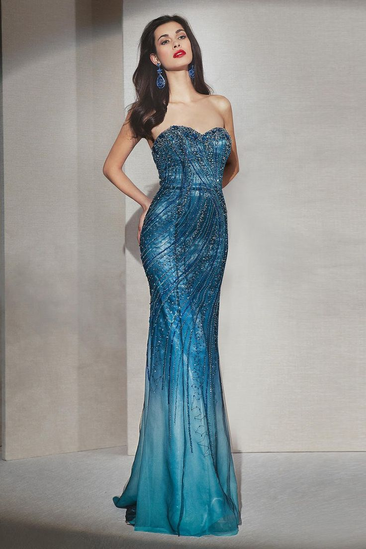 90 best prom dresses images on Pinterest | Prom dresses, Party wear ...