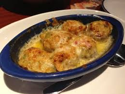 Red Lobster's Crab Stuffed Mushrooms