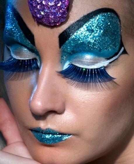 maquillaje drag queen