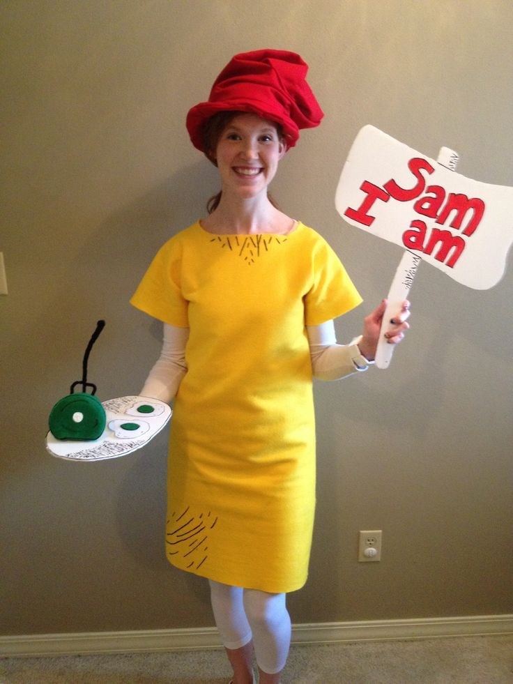 costume ideas for dr seuss characters - Google Search