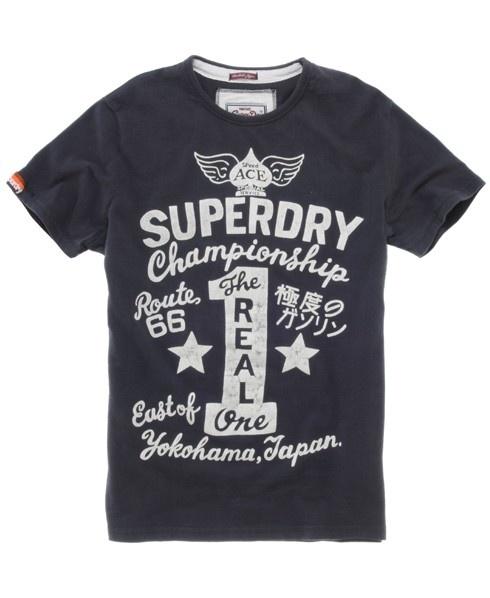 Superdry Super Ace T-shirt