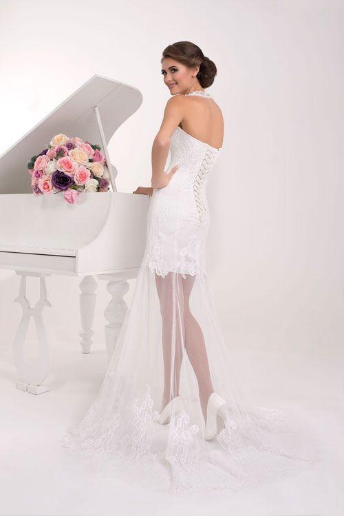 Okúzlujúce svadobné šaty - trend 2016