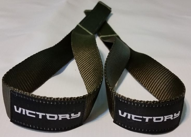 """Victory 1"""" OD Green #Quick #Straps Weightlifting #Straps #CrossFit Olympic We,  View more on the LINK: http://www.zeppy.io/product/gb/3/255405004/"""