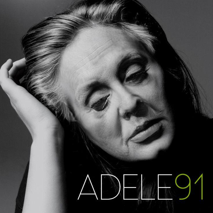 Adele 21 Mash Up Parody By Whythelongplayface #adele #21 #old #oldagepensioner #mashup #photoshop #parody #album #cover #lp #record #vinyl #scifi #nerd #music #movie #geek #funny #movies #film #movie #films #mashupart #onesheet #cinema #albumcover #album #cover #lp #record #vinyl #whythelongplayface #whythelpface #photoshop