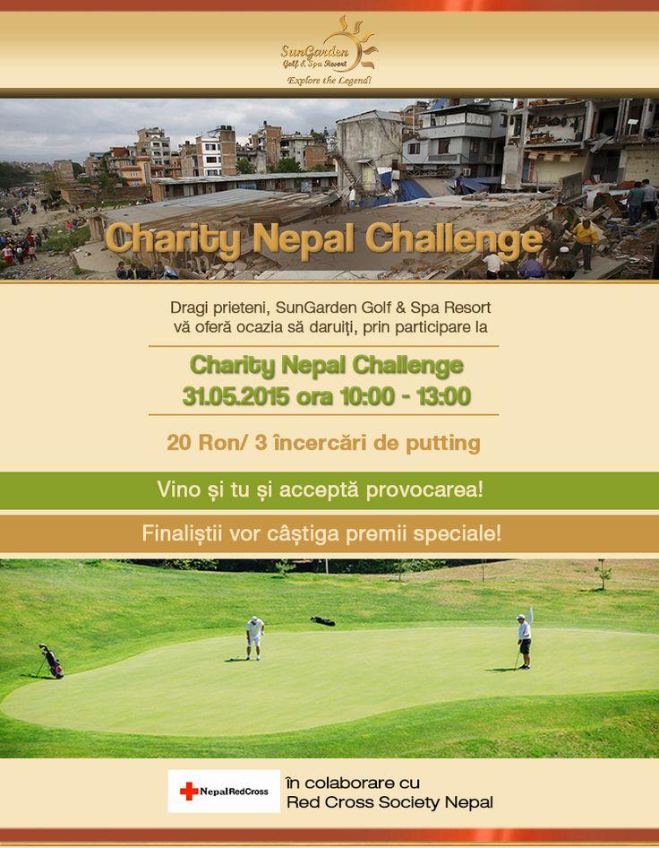 Charity Nepal Challenge - Sun Garden Resort