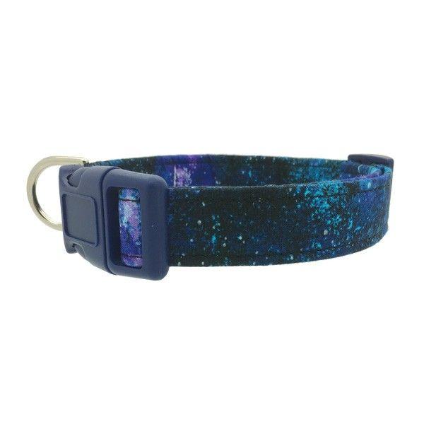 blauwe hondenhalsband | halsband hond blauw  hondenbenodigdheden