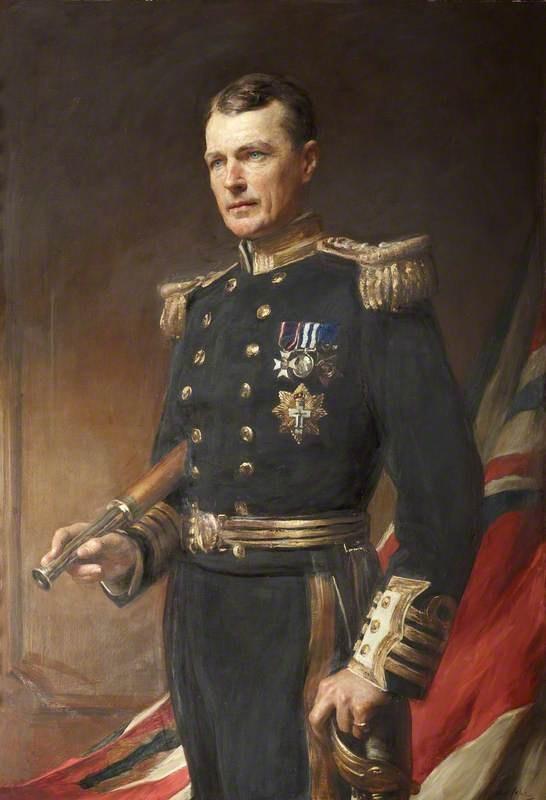 Rear-Admiral Frederick William Fane Hervey (1863–1951), 4th Marquess of Bristol