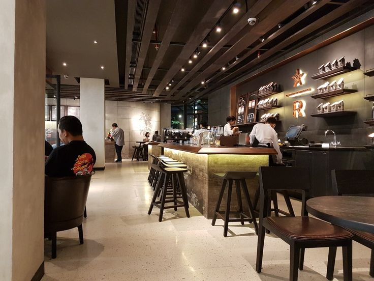 Starbucks Reserve, Plaza Senayan.  The 2nd Reserve in Jakarta, the 3rd in Indonesia.  Grand Opening, May 18th, 2017.