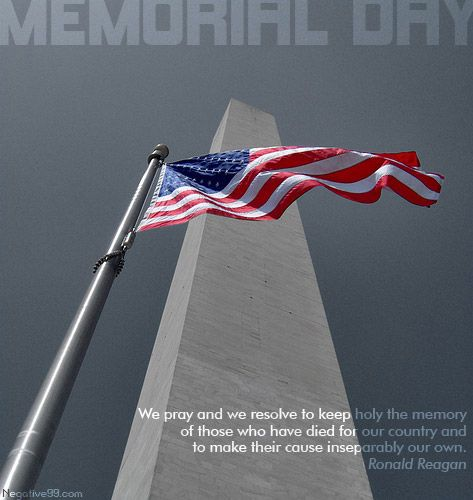 when is memorial day us 2015