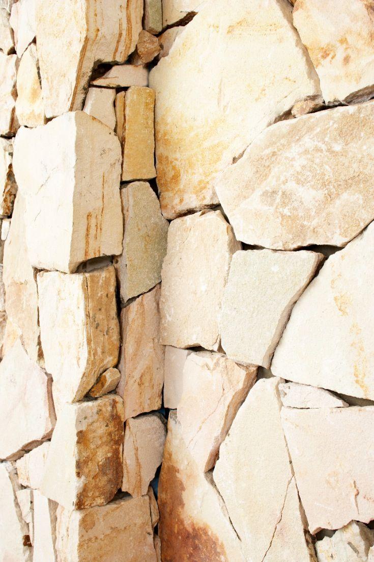 Eco Outdoor Crackenback freeform walling Outdoor Design | Natural stone walling | Natural stone paving | Garden design | Outdoor paving | Outdoor design inspiration | Outdoor style | Outdoor ideas | Luxury homes | Paving ideas | Garden ideas | Retaining wall | Stone veneer | Stone walling | freeform walling