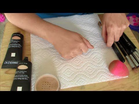 How to Cover Scars, Stretch Marks, Varicose Veins, Tattoos, Bruises, Bir...