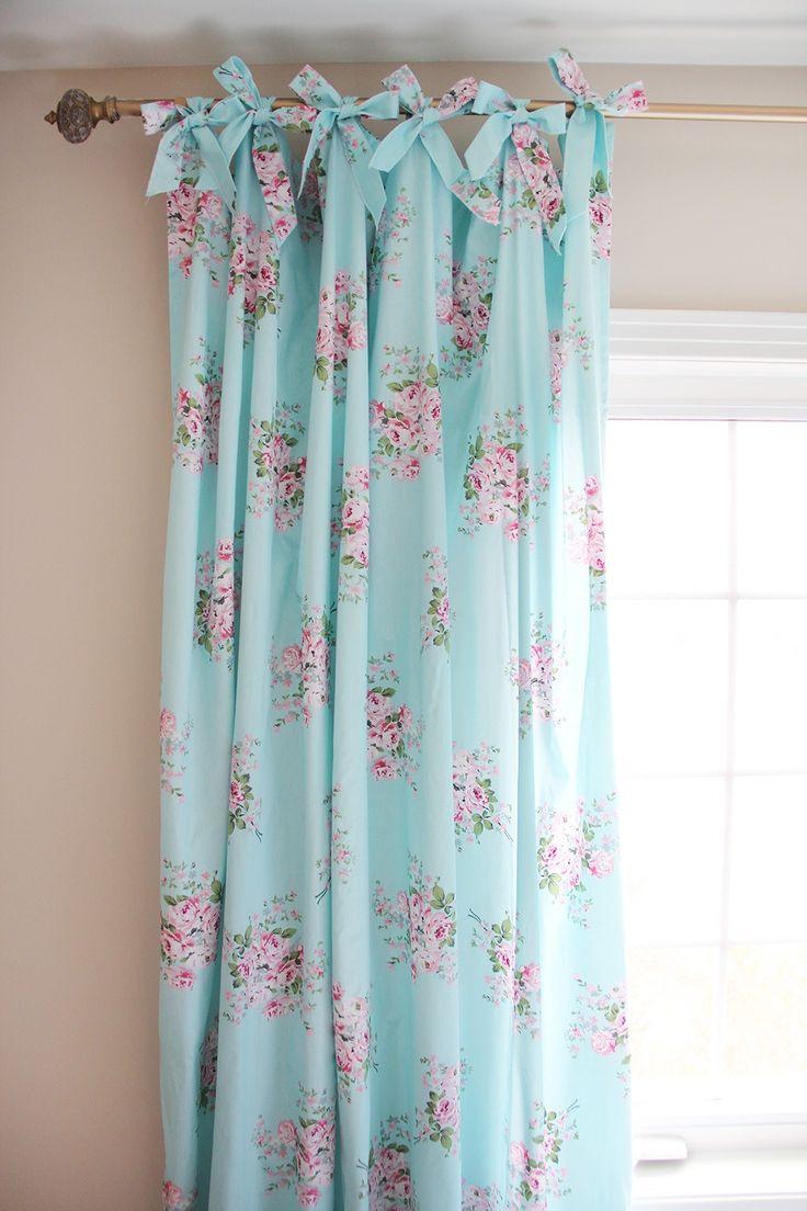 Best 25 Shabby Chic Curtains Ideas On Pinterest Shabby