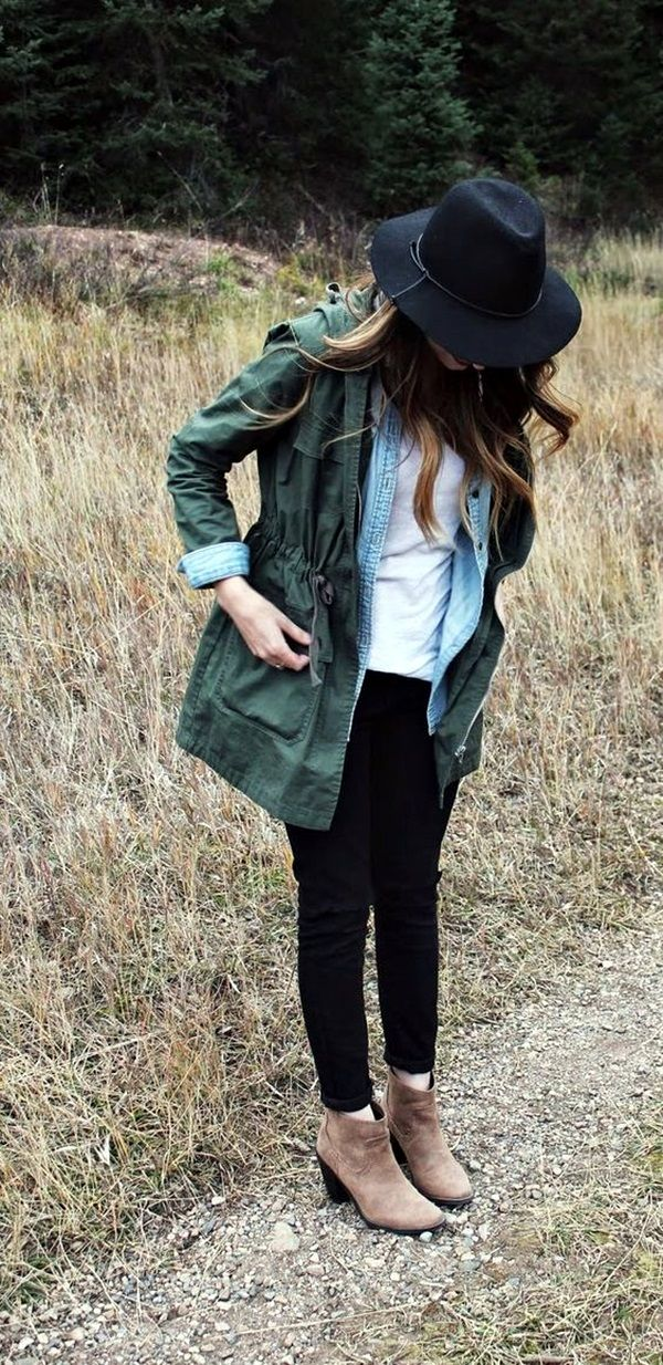 Cute autumn fashion outfits for 2015 (1)