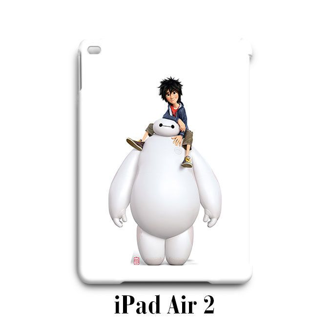 Big Hero Hiro Baymax iPad Air 2 Case Cover