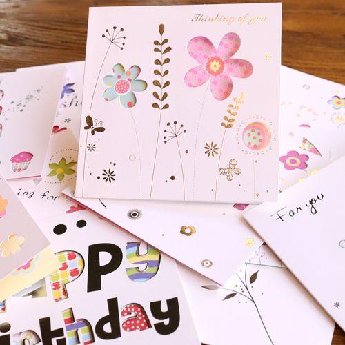 Купить товар3D карта 12.9 * 13 см смешанные модели 3D полые цветы на день рождения открытку конверт присутствует спасибо подарочные карты 12 шт./лот 1116 в категории Поздравительные открыткина AliExpress.     3D 12.9*13 см смешанные структуры 3D полые цветы на день рождения открытка конверт подарок спасибо вам подарок карты