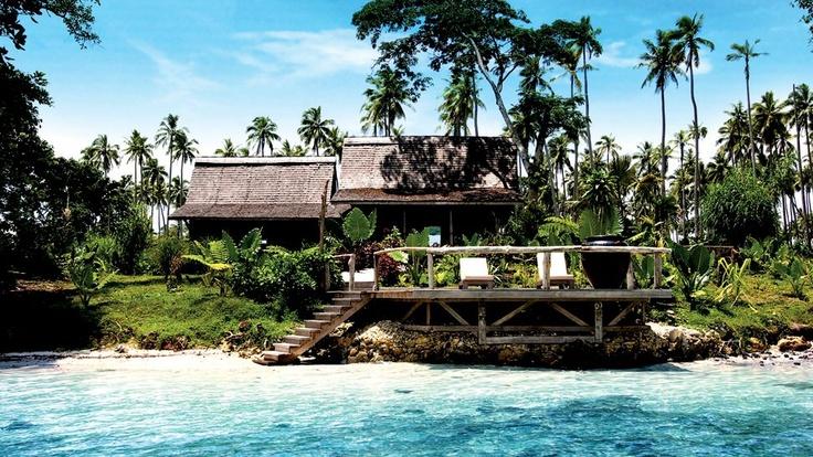 Ratua Private Island, Ratua, Vanuatu