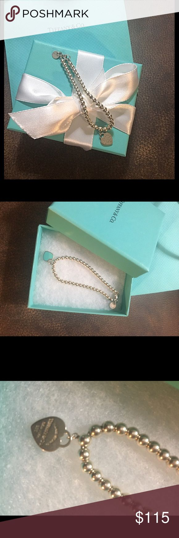 Tiffany Bracelet In Perfect Condition