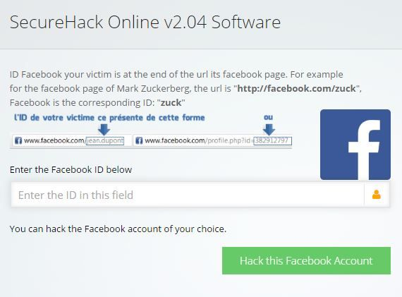 How To Hack A Facebook Account For Free Hack Facebook Hacks