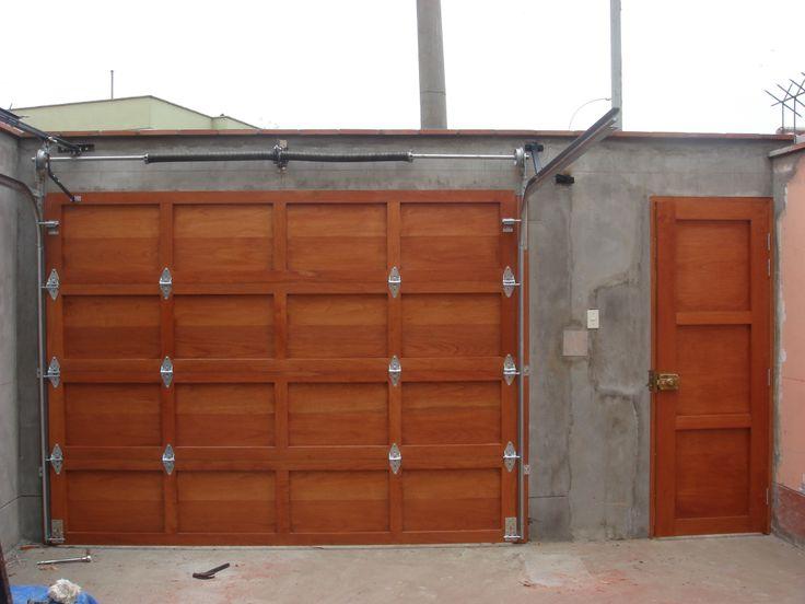 Sistemas seccionales para puertas de garaje: ¡Precios muy económicos!, ¡Calidad, excelente servicio y garantía! PUERTAS Seccionales, Levadizas y corredizos, a control remoto. Se venden accesorios (sistema, resortes, motores, poleas, control remoto, etc.)  Visite: www.perudoor.com  Telf: 4623061  Nextel: 421*2236