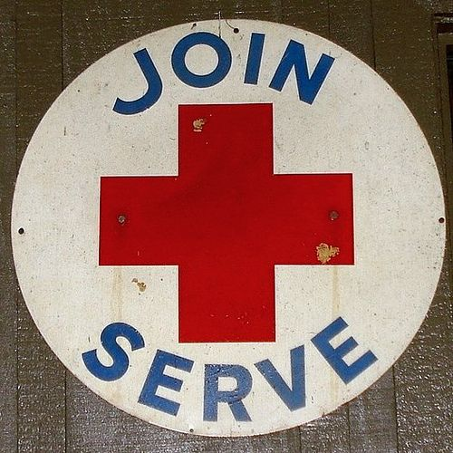 Vintage Avatar by American Red Cross, via Flickr