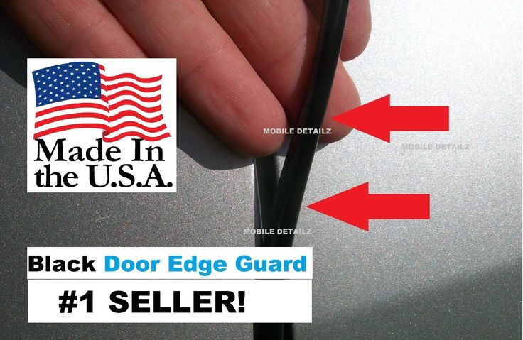 Awesome Awesome Trim Guard molding (4 Door Kit) (USA Made!) BLACK DOOR EDGE GUARDS (Fits): BUICK 2017 2018 Check more at http://24cars.gq/my-desires/awesome-trim-guard-molding-4-door-kit-usa-made-black-door-edge-guards-fits-buick-2017-2018/