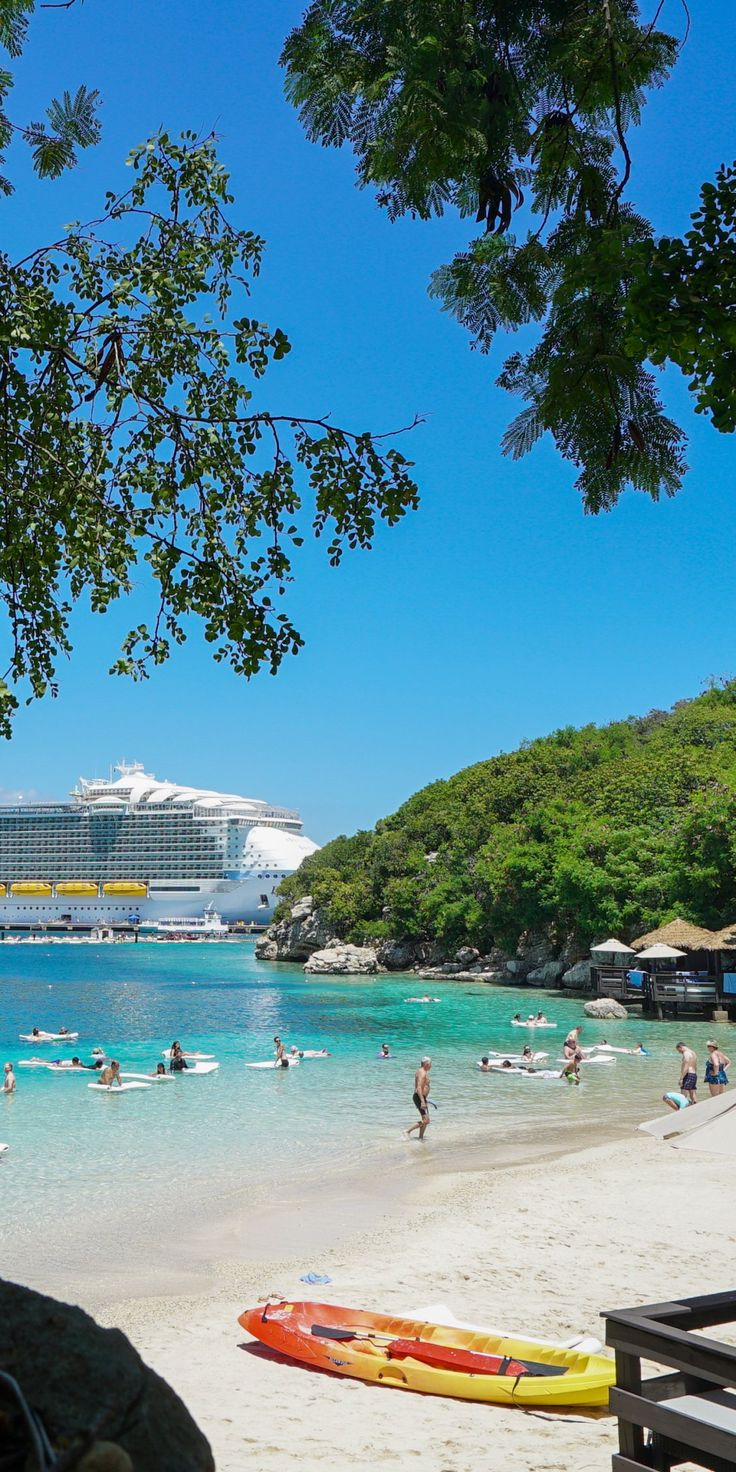 Cruise With Royal Caribbean To The