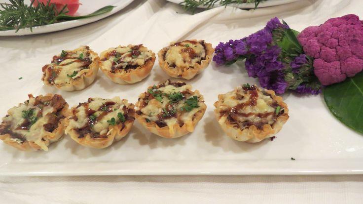 ... mushrooms forward wild mushroom caramelized onion and gruyere tarts