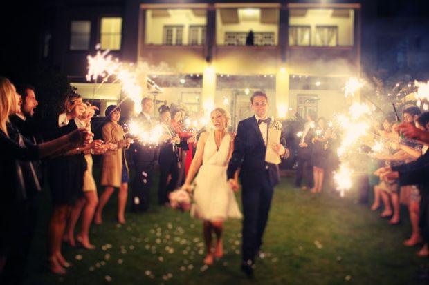 : Bash Please, Decor Ideas, Wanger Photography, Green Wedding Shoes, Max Wanger, Friends Wedding, Sparklers Send Off, Sparklers Sendoff, Wedding Sparklers