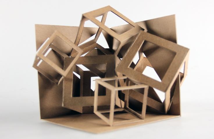 Vanessa Salavea, 3d Design, concept model