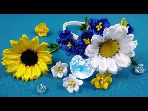 (51) One way - three flowers/Una manera - tres flores/Один способ - три цветка.МК - YouTube