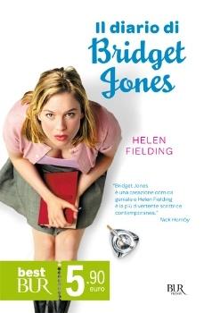 Helen Fielding - Il Diario di Bridget Jones  BUR 5.90€