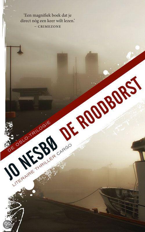 De roodborst, Jo Nesbo