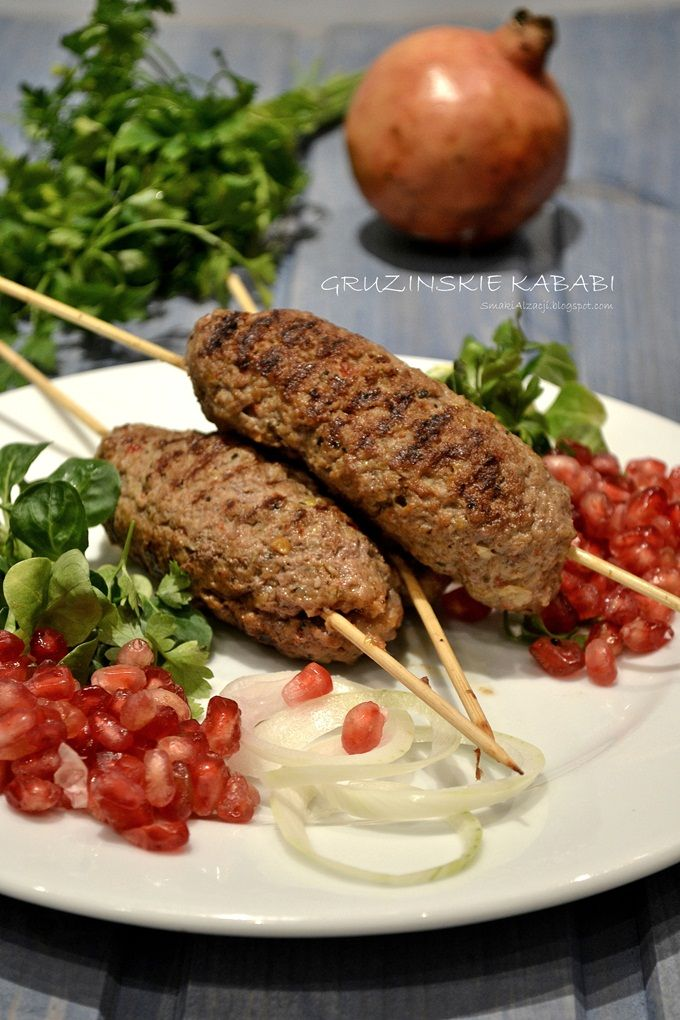 Kabab koobideh (Persian: کباب کوبیده) or kūbide (Persian: کوبیده) is an Iranian minced meat kabab which is made from ground lamb, beef or chicken, often mixed with parsley and chopped onions.