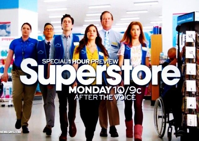 """TELEVISION FOR THE LAST DAYS: The episode entitled """"Wedding Day Sale"""" has the main character Glenn, a Christian. starting a discussion about Jesus supporting pro-gay adoption and pro-gay marriage—and even speculation that the Messiah Himself may have been homosexual. #NTEB http://www.nowtheendbegins.com/nbc-series-superstore-mocks-christianity-and-says-that-jesus-is-a-homosexual/"""