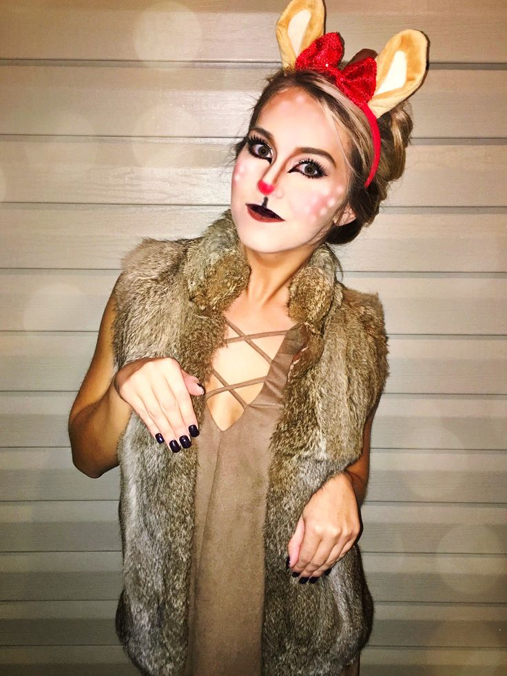 Best 25 reindeer costume ideas on pinterest diy reindeer reindeer costume christmas holiday costume deer makeup ideas reindeer makeupreindeer costumediy solutioingenieria Gallery