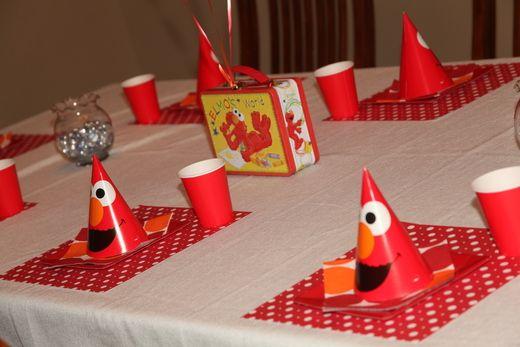 lunch boxBirthday Parties, Elmo Birthday, 1St Birthday, Kidsparty Ideas, Parties Ideas, Birthday Gregory, Gregory Elmo, Elmo Parties, Birthday Ideas
