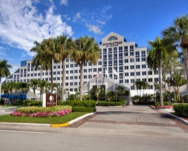 DoubleTree by Hilton Hotel Deerfield Beach - Boca Raton Hotel, FL - Exterior
