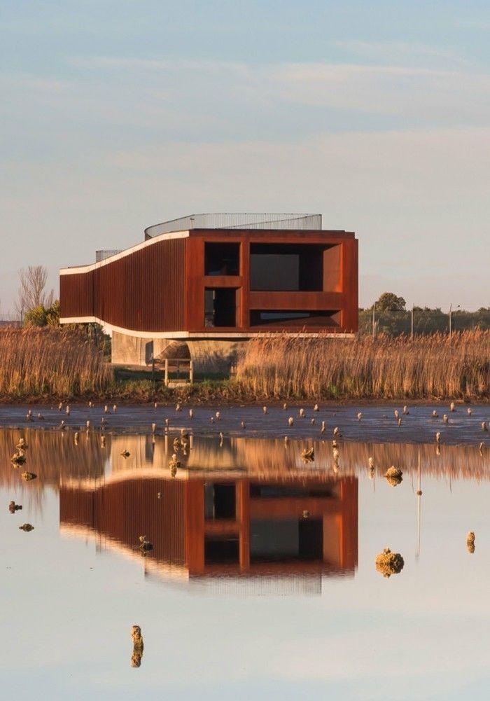 Moderne Architektur Am Tollen See Architektur Moderne Hauser Und