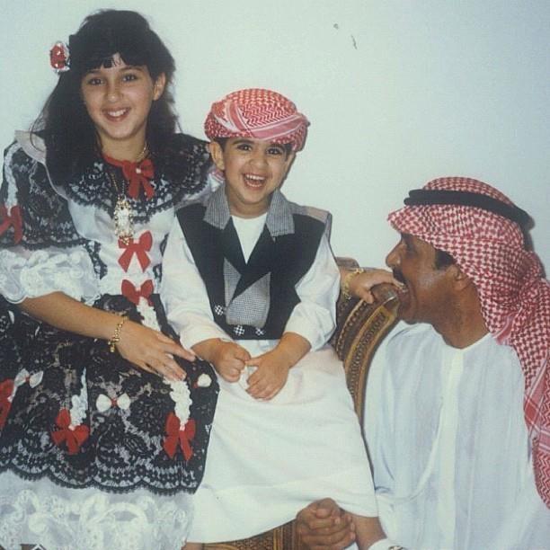 Maryam bint Mohammed bin Rashid Al Maktoum (1st) and Mohammed bin Rashed bin Khalifa Al Maktoum