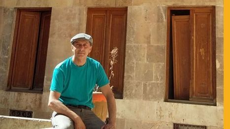 Return to Aleppo: The story of my home during the war - BBC News | THE OTHER EYEWITTNESS - news | Scoop.it