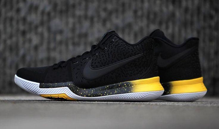 Nike Kyrie 3 EP (852396-901) Black Yellow New Arrival #solecollector #dailysole #kicksonfire #nicekicks #kicksoftoday #kicks4sales #niketalk #igsneakercommuinty #kickstagram #sneakflies #hyperbeast #complexkicks #complex #jordandepot #jumpman23 #nike #kickscrew #kickscrewcom #shoesgame #nikes #black #summr #hk #usa #la #ball #random #girl #adidas