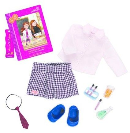 Our Generation Read & Play Set - Sia