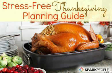 Your Stress-Free Thanksgiving Planning Guide via @SparkPeople