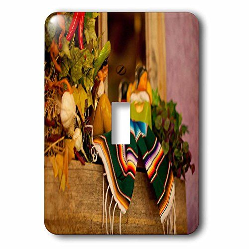 Jos Fauxtographee Realistic - Hispanic Girl and Boy Ceramic Hanging on a Mirror with Hot Chilis and Leaves at Mexican Restaurant - Light Switch Covers - single toggle switch (lsp_52081_1) 3dRose http://www.amazon.com/dp/B0087XJETK/ref=cm_sw_r_pi_dp_Qij4wb1YAJHPF