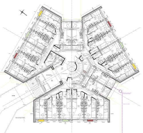 MIB Arquitectura - Vivienda Estudiantil