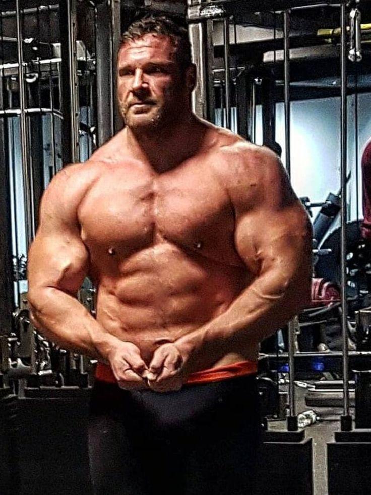 Terry Hollands | Gym 3 | Holland, Bearded men, Bodybuilding