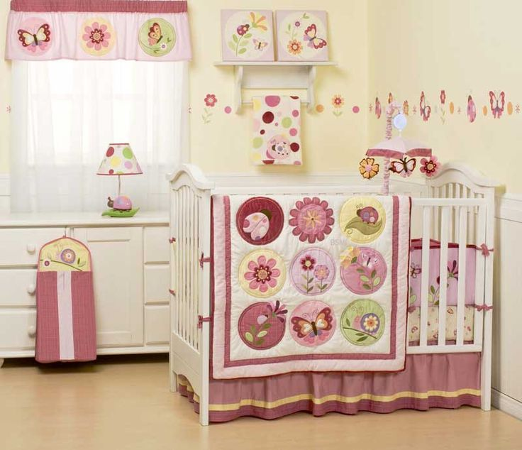 butterfly baby girl bedroom ideas