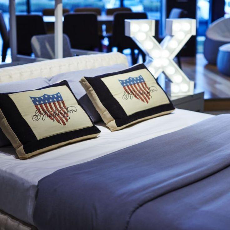 Jean Luxury Pillow Case - Bed Linen | Veo Lujo